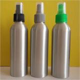 Splitter-Aluminiumflasche mit schwarzem Sprüher (AB-011)