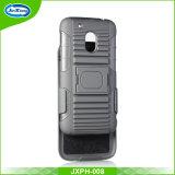 Diseño a prueba de choques resistente 3 de la alta calidad en 1 caja del teléfono de la pistolera de la robusteza de la armadura de anillo para el juego del iPhone 6/for Moto G4