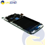Lcd-Belüftungsgitter für Bildschirmanzeige-Touch Screen der Samsung-Galaxie-S4 GT I9505 LCD mit Rahmen-Abwechslung
