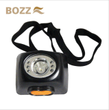 Faro Bozz Coreless Wireless LED mina de carbón del minero Bozz-4500lux (KL4.5LM)