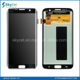 Affichage à cristaux liquides en gros de téléphone mobile pour l'affichage à cristaux liquides de bord de Samsung S7