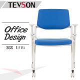 훈련 회의를 위한 현대 직물 접는 의자