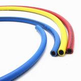 """3/16 """" boyau de remplissage NBR de gaz réfrigérant en caoutchouc flexible de pouce"""