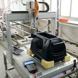 Hohe Leistungsfähigkeits-automatisch schließender Schrauben-Tischplattenroboter mit zwei Stationen