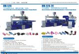 2 Color Melissa Shoes Making Machine