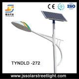 Luz de rua 30W solar elevada do brilho 6m (preço de fábrica)