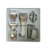 1つの顔の洗剤か顔の清潔になるブラシの5、Epilator、転送のマッサージャー、Shaver女性およびカルスの除去剤、多機能の美の器械