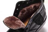 Сопротивления ботинок батареи лития спасителя ботинки польностью кожаный Heated Heated