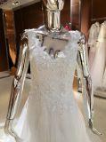 Новые прибытия замужества колонки платья 2017 венчания