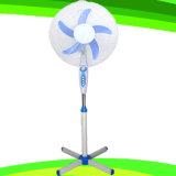 Schaufel 5 16 des 24V Gleichstrom-Standplatz-Ventilator-Solarzoll ventilator-(SB-S5-DC16M)