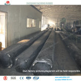 Heizschlauch verwendet als Verschalung im Aufbau der Rohr-Abzugskanäle