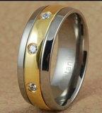 Bague titanique Jewellry d'acier inoxydable de mode