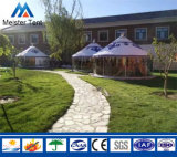 tiendas de Yurt de la visión 30sqm para el precio de fábrica de la venta