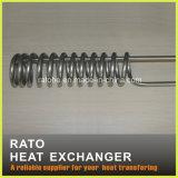 220V水暖房のための電気コイルの螺線形の形の管状のヒーター