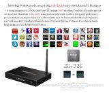 Caixa esperta Android por atacado Amlogic S905 M9smax da parte superior do aparelho de televisão