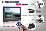 16: 9 8 pouces HD DSLR Monitor Support 1080p