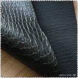 Imiated echtes Leder-Stein-Beschaffenheit für Schuhe (S296100GH)