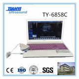 Laptop-Tablette erhältlicher USB-Ultraschall-Signalumformer-bewegliches Ultraschall-Gerät