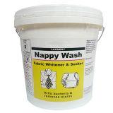 Poudre de détergent de blanchisserie de lavage de couche