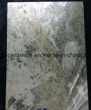 Mattonelle di pavimento lustrate in pieno lucidate di marmo di sguardo