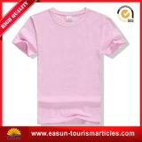 T-shirt impresso algodão 100% da venda por atacado para mulheres