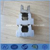 Novo tipo bloco inoxidável da corrediça do ferro