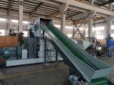 Plastiek die Pelletiserend Machine met Hoogte effectief het Uitputten en Vuller recycleren