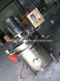 Caldera doble inoxidable industrial de la leche del mezclador de la chaqueta del acero 200L LPG