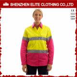 Workwear dentellare di forza della miniera di carbone ciao per le donne