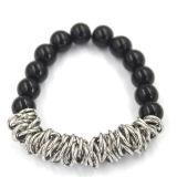 Monili all'ingrosso del braccialetto della perla dell'acciaio inossidabile di modo