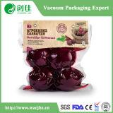Опечатанная вализа вакуума упаковочных материалов фрукт и овощ