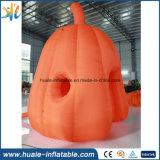 Tienda inflable de la calabaza de la alta calidad gigante para la decoración de Víspera de Todos los Santos