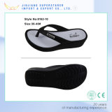 Ladies High Heel Sole Sandals Mulheres EVA Flip Flops Chinelos
