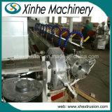 Линия штрангя-прессовани трубы продукции Line/12-25mm шланга PVC усиленная сталью/пластичный штрангпресс