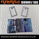 13.56MHz 풀그릴 관광객을%s 관례에 의하여 인쇄되는 Contactless RFID 지하철 카드