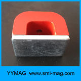 Imán de alta temperatura de la aleación de acero del molde de la U-Dimensión de una variable para las escuelas de enseñanza