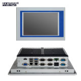 PC панели касания дюйма IP65 2*LAN& 6*COM 10.4 промышленный