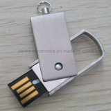 Metallo portatile USB Memory Stick 2.0 / USB 3.0 con logo personalizzato (762)