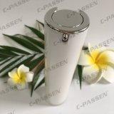 化粧品の包装のための15ml 30ml 50mlの真珠の白いアクリルのクリーム色のびん(PPC-ALB-063)