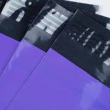 [Sinfoo] Bolso púrpura del cartero del polivinílico (B. 24211PU)