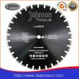 Hoja de 500 mm de asfalto de corte: Diamond láser Saw Blade