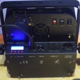 WiFi y luz ULTRAVIOLETA de la IGUALDAD de Rgbaw LED del teléfono de la batería elegante del control 6PCS*12W