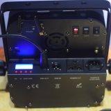 무선 DMX512 6PCS*12W 건전지 Rgbaw UV LED 동위 빛