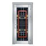 単一の主要なステンレス鋼のゲートのドア