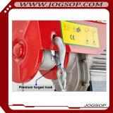 Drahtseil-Hebevorrichtung der Qualitäts-PA500 mini elektrische