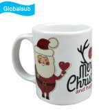 Sublimation Music Mug for Christmas Gift 11oz Blank