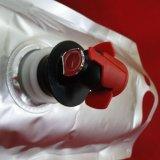 Специальный мешок кофейного зерна алюминиевой фольги с специальным Spout