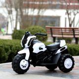 Giro a distanza dei capretti sul motociclo da vendere