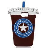 Couverture créatrice de tablette de silicones de forme de cuvette de café de Starbuck