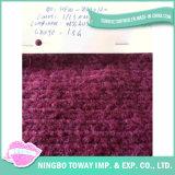 Fio de lãs tricotando manualmente extravagante Merino do lenço do inverno (HFW-Z120120)